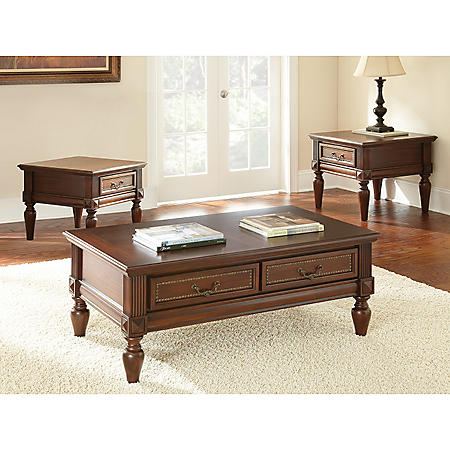3-Piece Darien Occasional Table Set