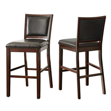 Kendal Bar Stool - 2PK (Assorted Colors)