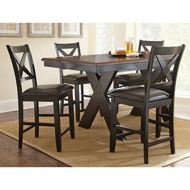 Victor Counter-Height 5-Piece Dining Set