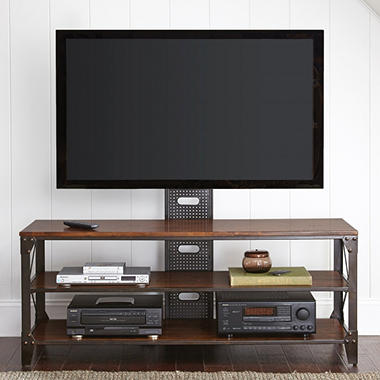 Weldon Tv Stand With Mounting Bracket Sam S Club