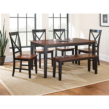 Knox 6-Piece Dining Set