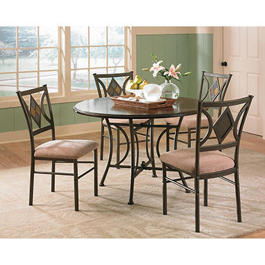 Temple 5-Piece Dining Set