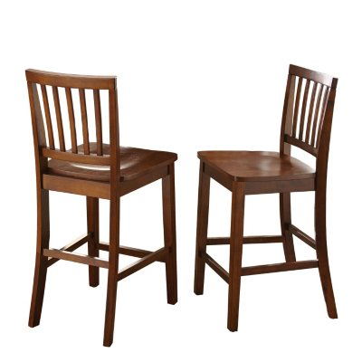 Bia Counter Height Stools, Set Of 2