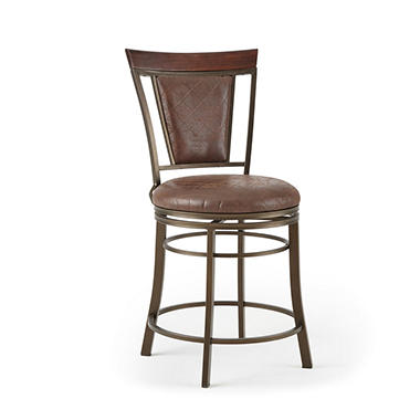 Cecilia Swivel Stool (Assorted Sizes)