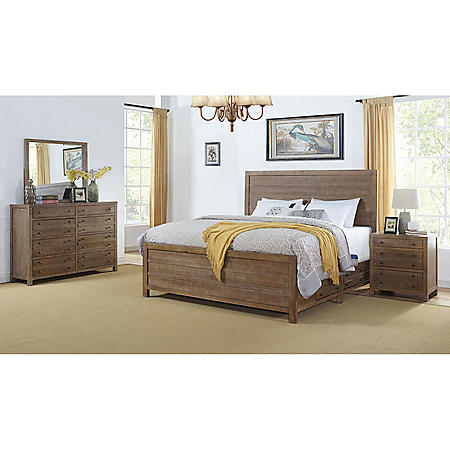 Sienna Bedroom Set (Assorted Sizes)