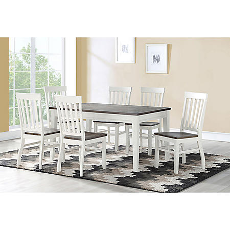 Caiden 7-Piece Dining Set