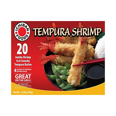 Tempura Shrimp (20 ct.)