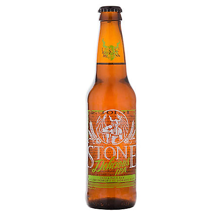 Stone Brewing Delicious IPA (12 fl. oz bottle, 6 pk.)