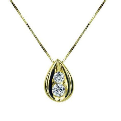 .23 ct. t.w. Diamond Pendant (H-I, I1)