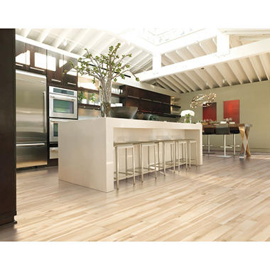 Inspired Elegance By Mohawk Apollo Maple Laminate Flooring Sams Club