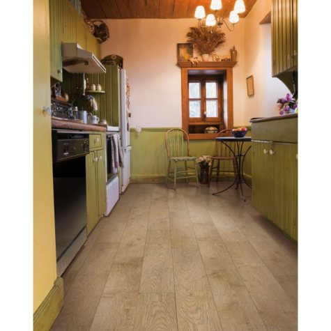 Inspired Elegance by Mohawk Horsetail Oak Laminate Flooring