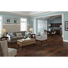 Inspired Elegance by Mohawk Tobacco Rosewood Laminate Flooring