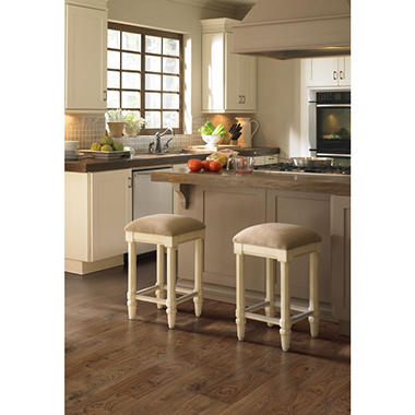 Inspired Elegance by Mohawk Whiskey Oak Laminate Flooring