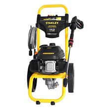 STANLEY 3100 PSI, 2.4 GPM Gas Pressure Washer Powered by STANLEY