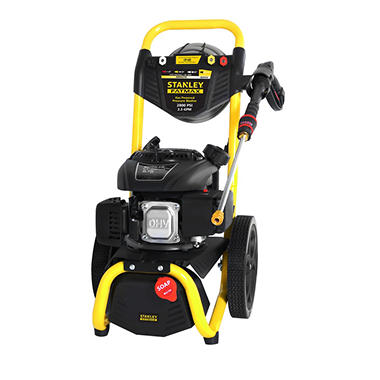 Stanley Fatmax 2800 PSI, 2.3 GPM Gas Pressure Washer Powered by Kohler