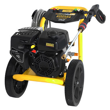 STANLEY FATMAX 3300 PSI, 2.4 GPM Gas Pressure Washer Powered by KOHLER