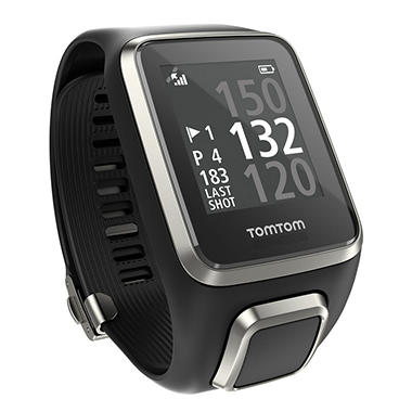 tomtom gps golf watch instructions