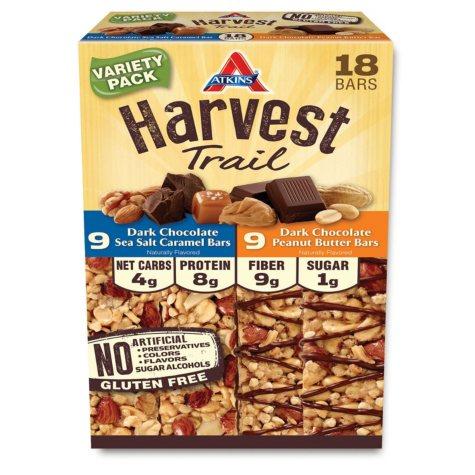 Atkins Harvest Variety Pack (18 ct.)