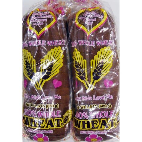 Granny's Delight Wheat Bread (24 oz., 2 ct.)
