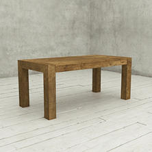 Villa 70 inch Reclaimed Wood Dining Table by UrbanWoodcraft