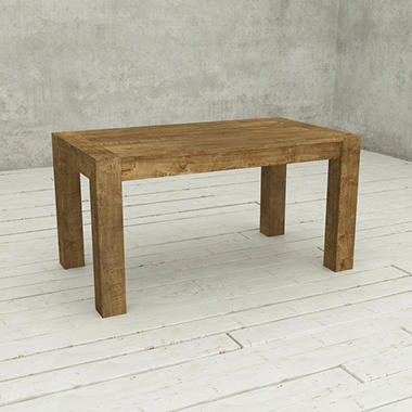 Villa Inch Reclaimed Wood Dining Table By UrbanWoodcraft Sams Club - 60 inch reclaimed wood dining table