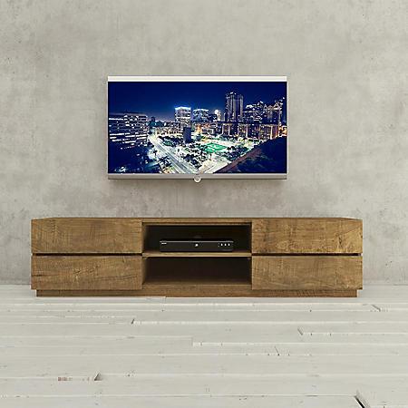"Burma 75"" Reclaimed Wood TV Stand"