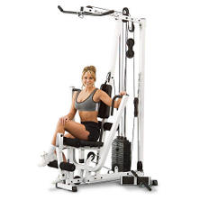 Body Solid Selectorized Home Gym