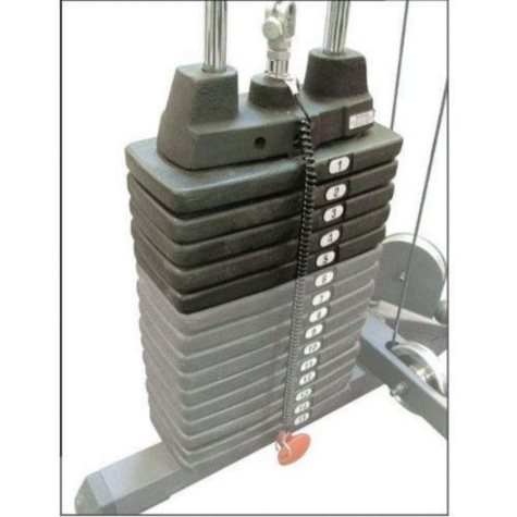 Body Solid Weight Stack for P1 Home Gym - 50 lbs.