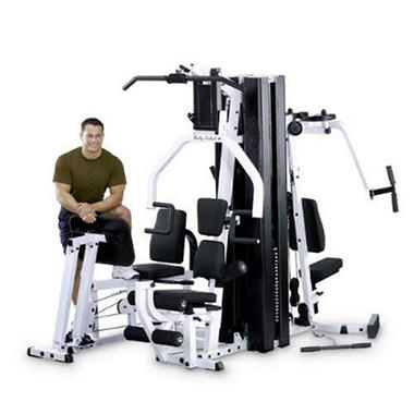 Body Solid Complete Multi-Station Home Gym
