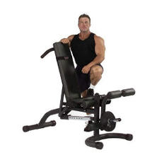 Body Solid Flat, Incline, Decline Bench