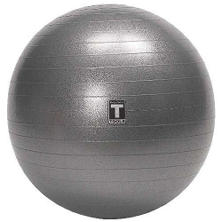 Body Solid Tools BSTSB55 55cm Grey Stability Ball