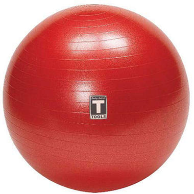 Body Solid Tools BSTSB65 65cm Red Stability Ball