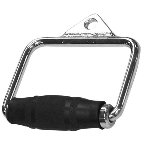Body Solid Tools Stirrup Handle with Rubber Grip
