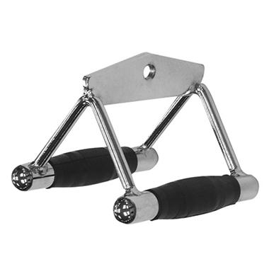 Body Solid Tools Seated Row/Chinning Bar with Rubber Grip