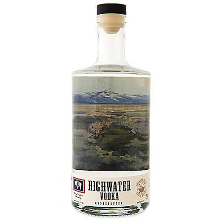 Jackson Hole Still Works Highwater Vodka (750 ml)