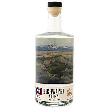 Jackson Hole Still Works Highwater Vodka (750 ml)