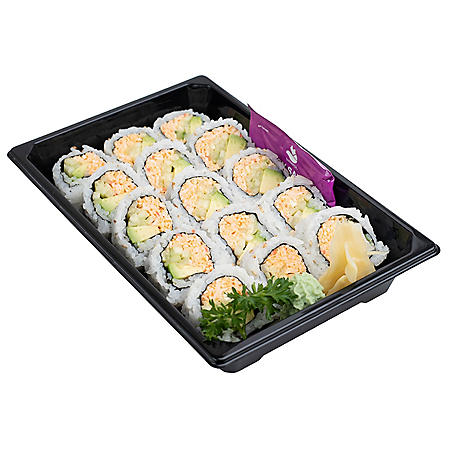 Sushibox California Salad Sushi Roll (15 pieces)