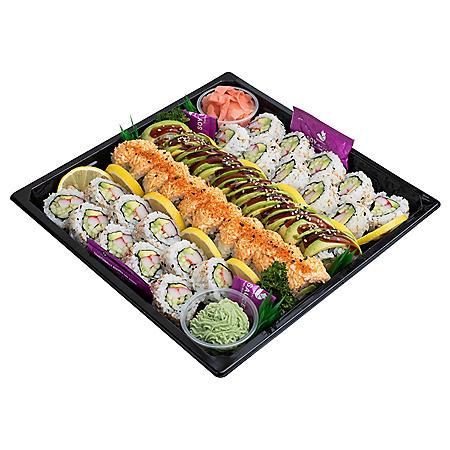 Sushibox Samurai Sushi Party Platter (40 pieces)