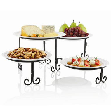 4 Tier Accordion Server