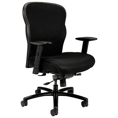 Superb Basyx VL705 Series Big U0026 Tall Mesh Chair, Black Amazing Ideas