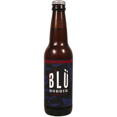 Fox River Blu Bobber Blueberry Ale (12 fl. oz. bottle, 6 pk.)