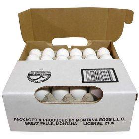 Fresh Large Eggs (5 dozen)