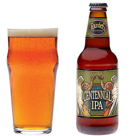 Founders Centennial IPA (12 fl. oz. bottle, 6 pk.)