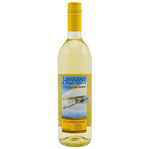 Hinnant Family Vineyards Scuppernong (750 ml)