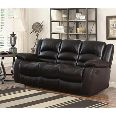 Verona Top-Grain Leather Sofa - Sam'S Club