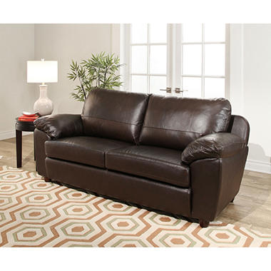 Mavin Top-Grain Leather Sofa - Sam'S Club