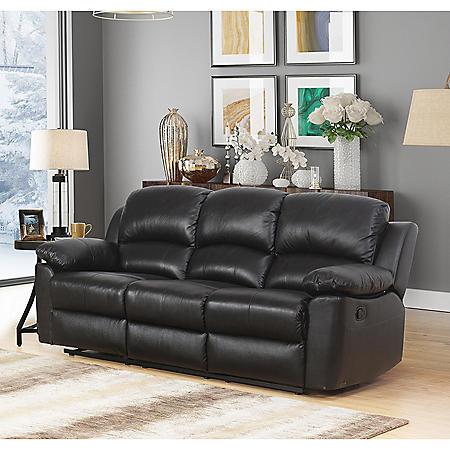 Terranova Top-Grain Leather Sofa