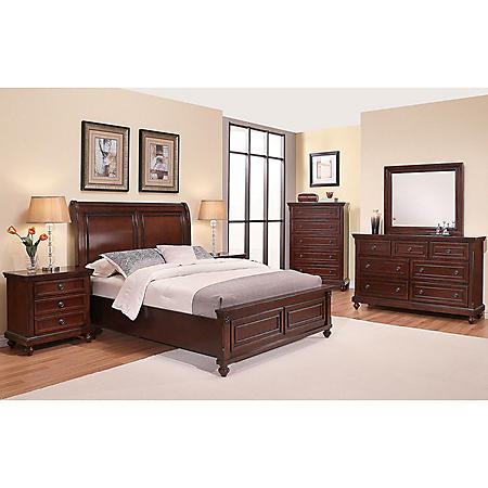 Catterton Bedroom Furniture Set (Assorted Sizes)