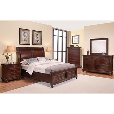 Catterton Bedroom Furniture Set (Assorted Sizes) - Sam\'s Club
