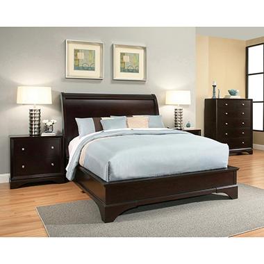 Hudson Bedroom Furniture Set Assorted Sizes Sam 39 S Club